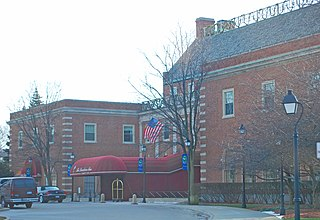 The Dearborn Inn United States historic place
