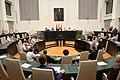 Debate ciudadano sobre los retos de la movilidad sostenible en el Pleno del Ayuntamiento de Madrid 02.jpg
