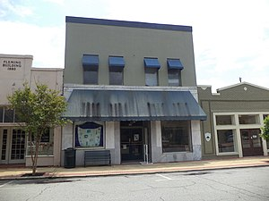National Register of Historic Places listings in Decatur County, Georgia - Image: Decatur County Historical and Genealogical Society