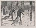 Deer-Stalking in the Adirondacks in Winter – Drawn by Winslow Homer (Every Saturday, Vol. II, New Series) MET DP875247.jpg