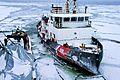 Defense.gov News Photo 110202-G-0000X-001 - Crewmembers aboard the U.S. Coast Guard Cutter Morro Bay a 140-foot icebreaking tug prepare to pull alongside the Canadian coast guard ship.jpg