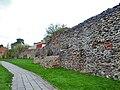 Defensive walls in Żagań.jpg