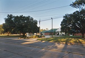 Livingston Parish Public Schools - Denham Springs High School