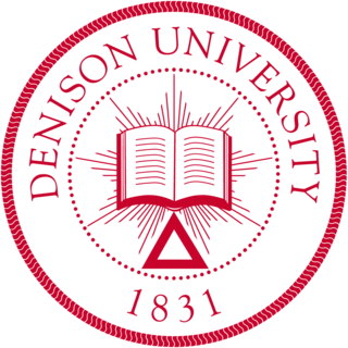 Denison University private college in Granville, Ohio, United States