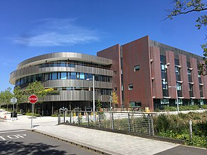 Department of Chemical Engineering and Biotechnology, University of Cambridge - Image: Department of Chemical Engineering and Biotechnology, Philippa Fawcett Drive, West Cambridge