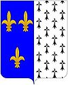 Kommunevåben for Brest