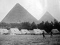 Detail No. 2 Australian General Hospital Camp section in charge of Major W.H. Read Mena Egypt May 1915 (7665440650).jpg