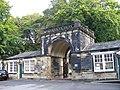 Devonshire Hall gate inside 19 Sep 2017.jpg