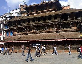 Maru, Kathmandu - Dhansa Dega