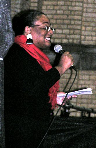 Diane Abbott - Diane Abbott at the third European Social Forum in 2006.