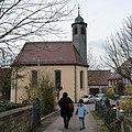Die Evangelische Kirche wurde 1650 errichtet. - panoramio.jpg