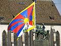 Die Schweiz für Tibet - Tibet für die Welt - GSTF Solidaritätskundgebung am 10 April 2010 in Zürich IMG 5686.JPG