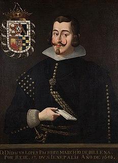 Spanish noble (1599-1653)