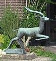 Dieren - gazelle (1968) door Frits Sieger.jpg