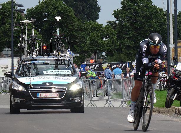 Diksmuide - Ronde van België, etappe 3, individuele tijdrit, 30 mei 2014 (B033).JPG