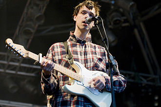 Dirty Projectors - Dave Longstreth