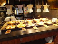 Dishes on Spice Market Counter 20120128.jpg
