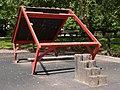 Disused play facilities, Omagh - geograph.org.uk - 489713.jpg