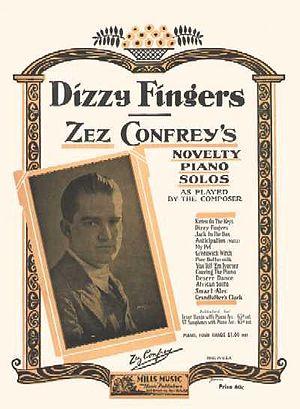 Confrey, Zez (1895-1971)