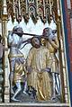 Doberan Münster - Kreuzaltar Christusseite 7 Dornenkrönuung.jpg