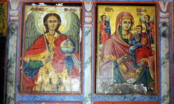 Dolno Dupeni St Michael Church Icons 1894.png