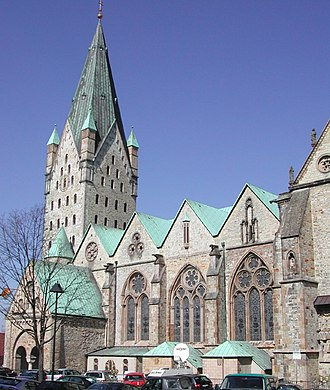 Paderborn Cathedral - Image: Dom zu paderborn 1