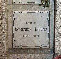 Domenico Induno grave Milan 2015.jpg