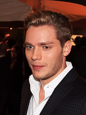Dominic Sherwood - Sherwood at the 2015 Toronto International Film Festival