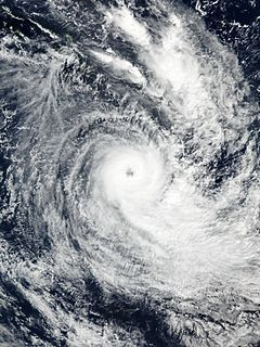 Cyclone Donna Category 5 South Pacific cyclone in 2017
