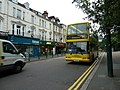 Double decker in Old Christchurch Road - geograph.org.uk - 2103595.jpg