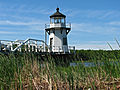 Doubling Point Lighthouse From Grass.JPG