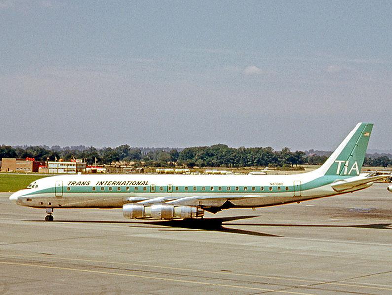 File:Douglas DC-8-51 N8008D TIA LGW 23.07.66 edited-4.jpg