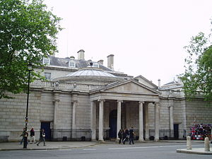 Scottish Office - Dover House, Whitehall, London
