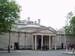 Scottish Office - Dover House, Whitehall, London