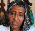 Dr Hawa Abdi by Eunice Lau in her fim Through the Fire (cropped).png