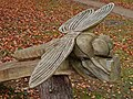 Dragonfly Sculpture - geograph.org.uk - 625323.jpg
