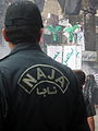 Dramatic (Shabih) - November 14,2013 - Muharram 10,1435 - NAJA police of Iran - Main Street of Nishapur 097.JPG