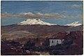 Drawing, Mount Chimborazo Shown From Riobamba, Ecuador, 1857 (CH 18200877).jpg