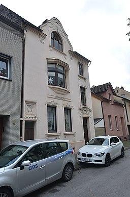 Weserstraße in Duisburg