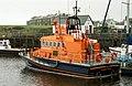 Dunbar lifeboat at Girvan - geograph.org.uk - 573039.jpg