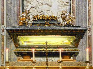 Rainerius - Tomb in Pisa