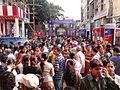Durga Puja Spectators - Singhi Park - Kolkata 2011-10-03 00665.jpg