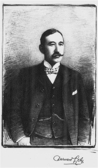 Durward Lely - Lely in 1895