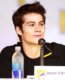 Dylan O'Brien na Comic-Conu 2013