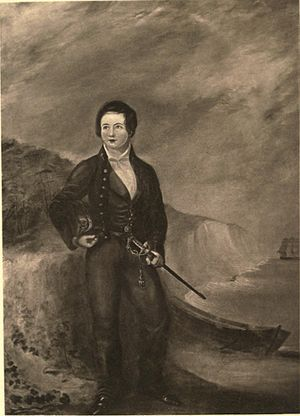 Evelyn Wood (British Army officer) - Wood in 1852 when in the Royal Navy (from a painting by Lady Wood)