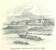 ECR(1851) p61b - Maldon Railway Station