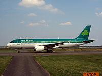 EI-DEH - A320 - Aer Lingus