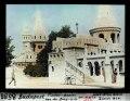ETH-BIB-Budapest, Fischer-Bastei von der Burg Seite-Dia 247-08588.tif