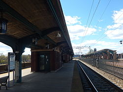 East Orange station