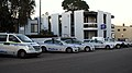 Eastwood police station and vehicles - Flickr - Highway Patrol Images.jpg
